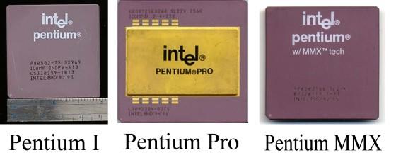Pentium I